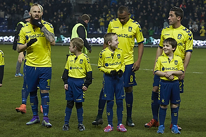 Magnus Eriksson (Br�ndby IF), Rodolph William Austin (Br�ndby IF), Frederik Holst (Br�ndby IF)