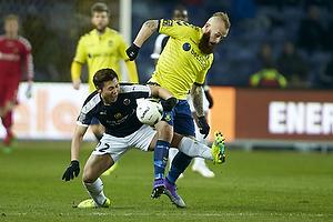 Jung-Bin Park (Hobro IK), Magnus Eriksson (Br�ndby IF)