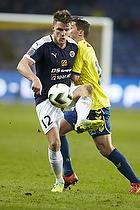 Jonas Brix-Damborg (Hobro IK), Frederik Holst (Br�ndby IF)