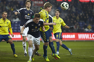 Jonas Brix-Damborg (Hobro IK), Jesper Lindorff Juelsg�rd (Br�ndby IF)