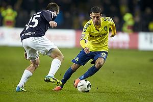 David Boysen (Br�ndby IF), Kasper Povlsen (Hobro IK)