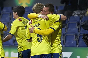 Teemu Pukki (Br�ndby IF), Kamil Wilczek, m�lscorer (Br�ndby IF)