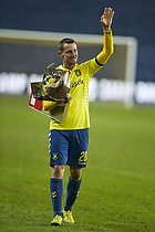 Man of the match, Kamil Wilczek (Br�ndby IF)