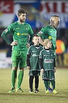 Martin �rnskov (Br�ndby IF), Magnus Eriksson (Br�ndby IF)