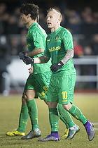Magnus Eriksson, m�lscorer (Br�ndby IF)