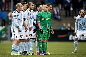 Tommy Bechmann (S�nderjyskE), Marc Pedersen (S�nderjyskE), Janus Drachmann (S�nderjyskE), Magnus Eriksson (Br�ndby IF), Kamil Wilczek (Br�ndby IF)