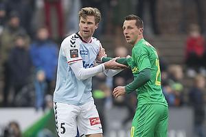 Kees Luijckx (S�nderjyskE), Kamil Wilczek (Br�ndby IF)