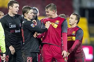 Andr� R�mer (FC Midtjylland), Andreas Maxs� (FC Nordsj�lland)