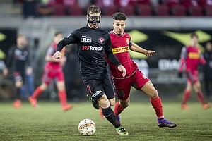 Nikolay Bodurov (FC Midtjylland), Emiliano Marcondes (FC Nordsj�lland)