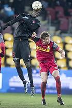 Paul Onuachu (FC Midtjylland), Andreas Maxs� (FC Nordsj�lland)