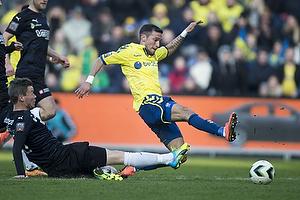 David Boysen (Br�ndby IF), Mads Agesen (Randers FC)