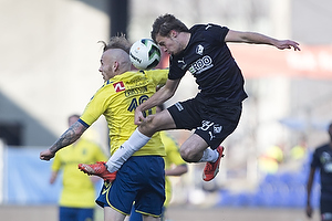 Magnus Eriksson (Br�ndby IF), Nicolai Poulsen (Randers FC)