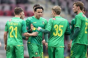 Andrew Hjulsager (Br�ndby IF), Daniel St�ckler (Br�ndby IF), Christian Greko Jakobsen (Br�ndby IF)