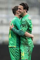 Andrew Hjulsager (Br�ndby IF), Daniel St�ckler (Br�ndby IF)