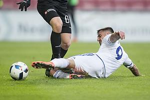 Jeppe Tverskov (Randers FC), Bashkim Kadrii (FC K�benhavn)
