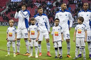 Federico Santander (FC K�benhavn), Youssef Toutouh (FC K�benhavn)
