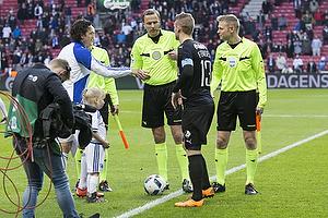 Thomas Delaney (FC K�benhavn), Mads Fenger, anf�rer (Randers FC)