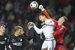 Erik Johansson (FC K�benhavn), Thomas Kaminski (FC K�benhavn)