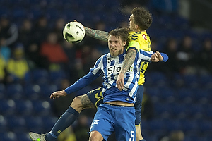 Daniel Agger (Br�ndby IF), Bj�rn Paulsen (Esbjerg fB)