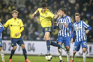 Christian N�rgaard (Br�ndby IF), Bj�rn Paulsen (Esbjerg fB)