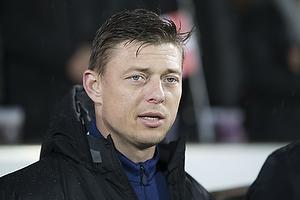 Jon Dahl Tomasson, assistenttr�ner (Danmark)