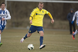 Thomas Kahlenberg, anf�rer (Br�ndby IF)