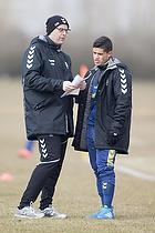 Patrick Da Silva (Br�ndby IF), Claus N�rgaard (Br�ndby IF)