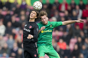Uidentificeret person (FC Midtjylland), Christian Jakobsen (Br�ndby IF)