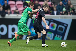 Christian Jakobsen (Br�ndby IF), Andr� Ibsen R�mer (FC Midtjylland)