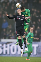 Uidentificeret person (FC Midtjylland), Daniel Agger (Br�ndby IF)
