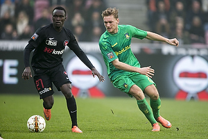 Pione Sisto (FC Midtjylland), Christian Jakobsen (Br�ndby IF)