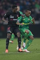 Rilwan Hassan (FC Midtjylland), Lebogang Phiri (Br�ndby IF)