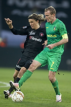 Uidentificeret person (FC Midtjylland), Thomas Kahlenberg, anf�rer (Br�ndby IF)