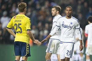 Christian Jakobsen (Br�ndby IF), Mathias Zanka J�rgensen (FC K�benhavn)