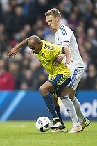 Rodolph William Austin (Br�ndby IF), Nicolai J�rgensen (FC K�benhavn)