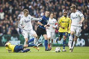 David Boysen (Br�ndby IF), Kasper Kusk (FC K�benhavn)
