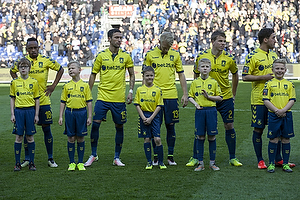 Lebogang Phiri (Br�ndby IF), David Boysen (Br�ndby IF), Johan Larsson (Br�ndby IF), Jesper Lindorff Juelsg�rd (Br�ndby IF), Frederik Holst (Br�ndby IF)