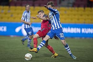 Uidentificeret person (FC Nordsj�lland), Nikolaj Hagelskj�r (Esbjerg fB)