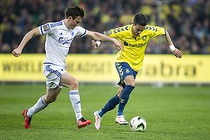 William Kvist (FC K�benhavn), David Boysen (Br�ndby IF)