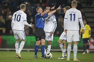 Nicolai J�rgensen (FC K�benhavn), Youssef Toutouh (FC K�benhavn)