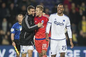 Robin Olsen (FC K�benhavn), Mathias Zanka J�rgensen (FC K�benhavn)