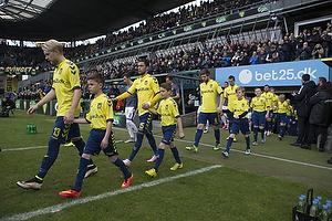 Johan Larsson (Br�ndby IF), David Boysen (Br�ndby IF)