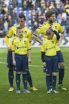Kamil Wilczek (Br�ndby IF), Martin �rnskov (Br�ndby IF)