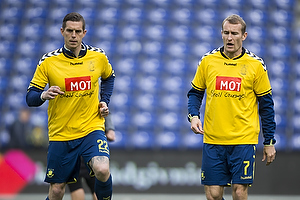 Daniel Agger (Br�ndby IF), Thomas Kahlenberg (Br�ndby IF)