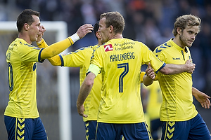 Kamil Wilczek (Br�ndby IF), Thomas Kahlenberg (Br�ndby IF)