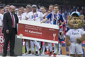 Mathias Zanka J�rgensen (FC K�benhavn), William Kvist (FC K�benhavn)