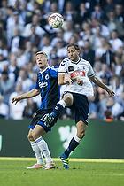 Niklas Backman (Agf), Andreas Cornelius (FC K�benhavn)
