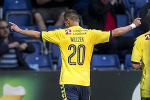 Kamil Wilczek, m�lscorer (Br�ndby IF)
