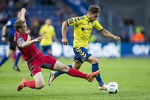 Andrew Hjulsager (Br�ndby IF), Andreas Skovgaard (FC Nordsj�lland)