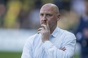 Aurelijus Skarbalius, cheftr�ner (Br�ndby IF)